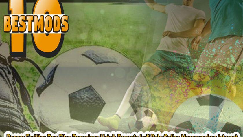 Judi Bola Online Menggunakan Internet Ragam Fasilitas - 10BestMods
